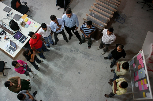 It S Not Just Standing Up Patterns For Daily Standup Meetings